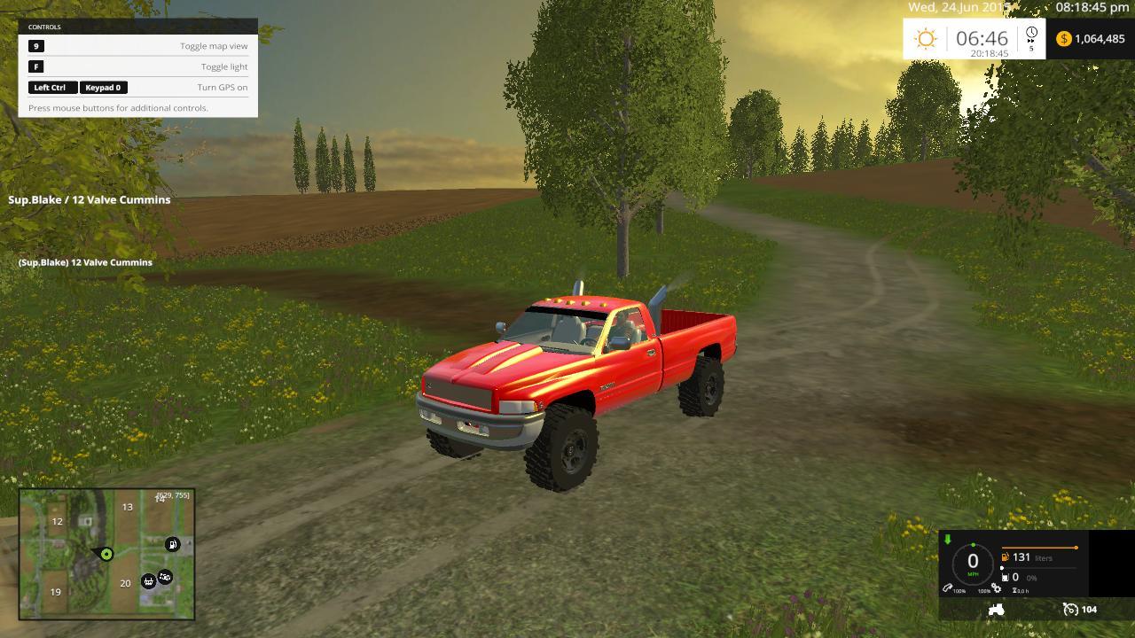 how to add mods to farming sim 17