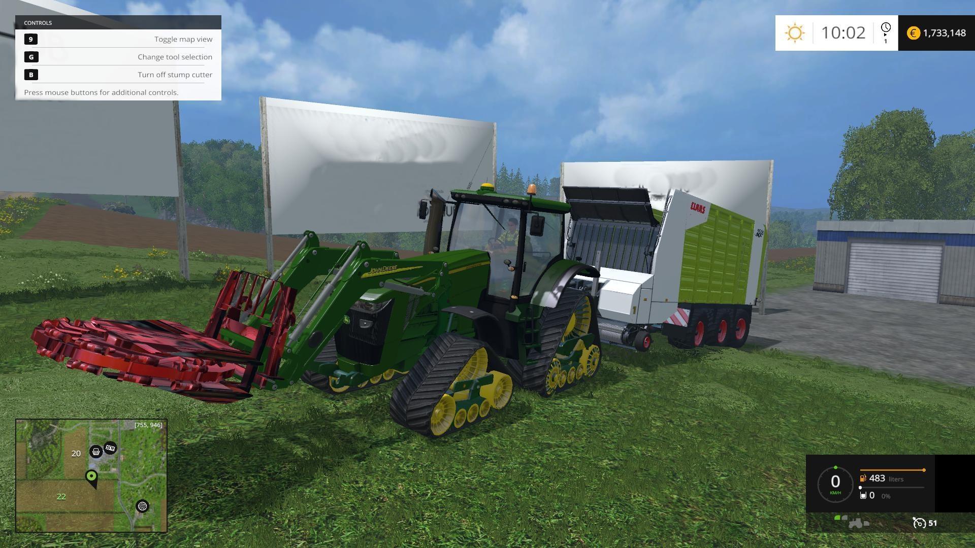 Гайд Farming Simulator 2017. От посева до уборки урожая 21