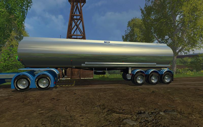 Us Water Trailer V1 Farming Simulator 17 19 Mods Fs17