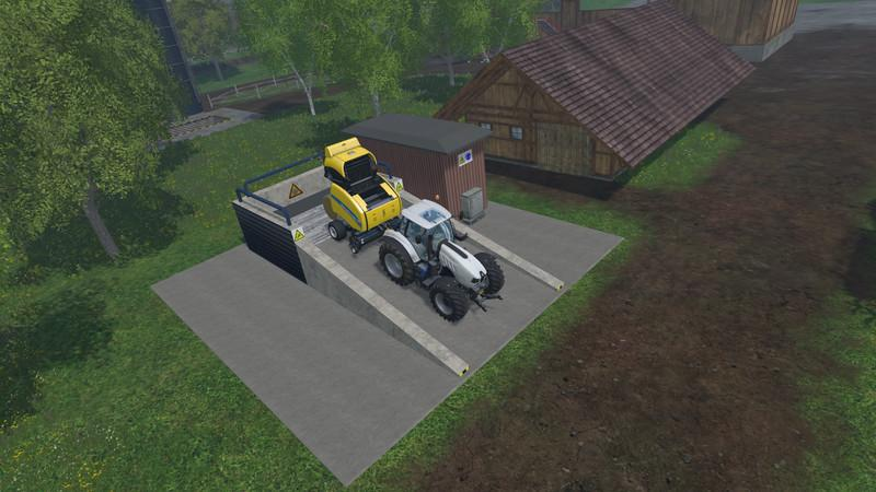 Converting Grass to Hay - Farming Simulator 16 - AppGamer