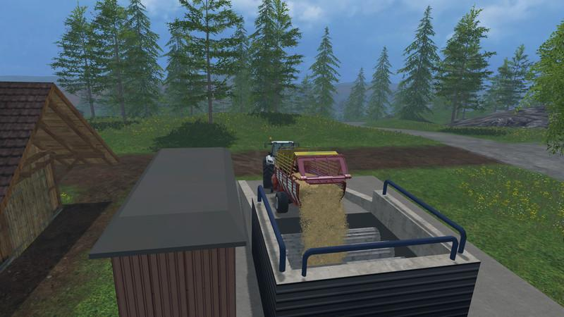farming simulator 17 how to sell