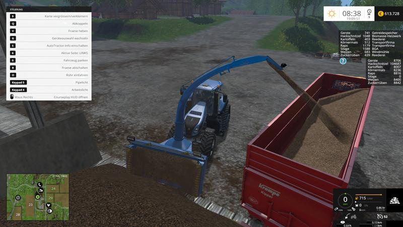 SILAGE CUTTER V3 0 • Farming simulator 19, 17, 15 mods