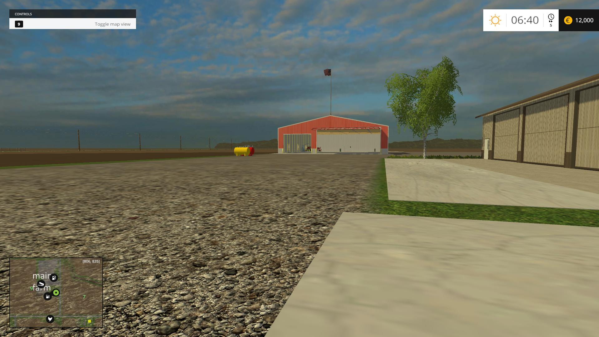 Farming Simulator 17 American Map.Hoosier Map Edited By Blake Farming Simulator 19 17 15 Mods