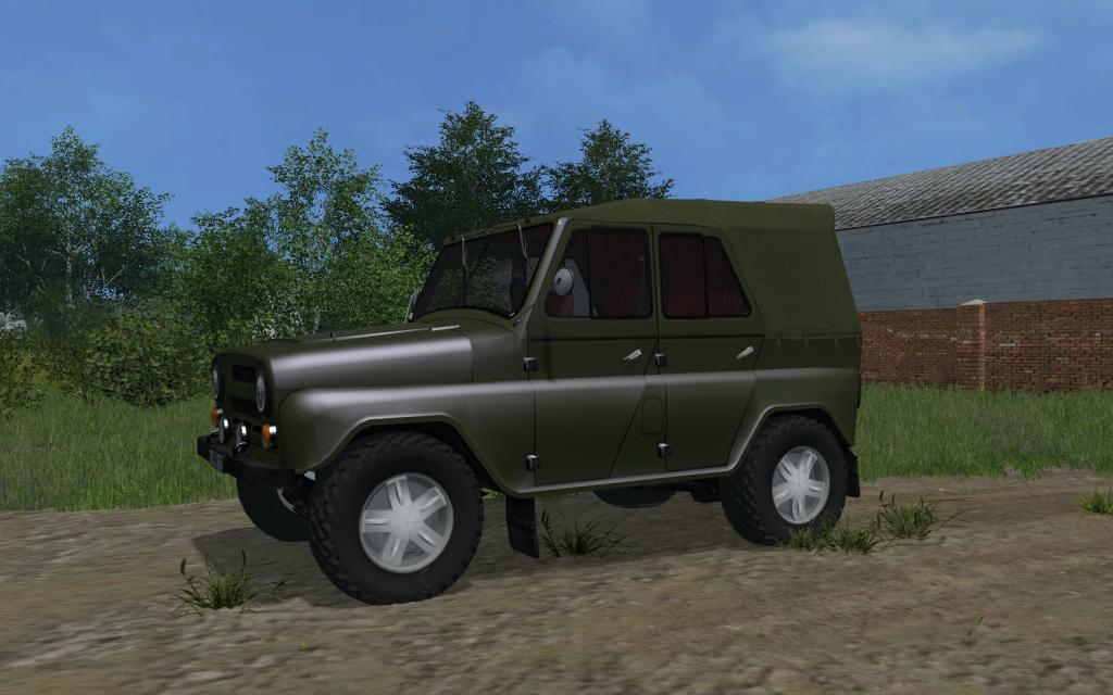 uaz 469 v1 0 farming simulator 17 19 mods fs17 19 mods. Black Bedroom Furniture Sets. Home Design Ideas