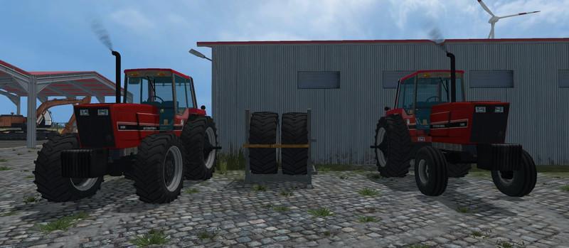 International Tractor Mods : International harvester v farming simulator