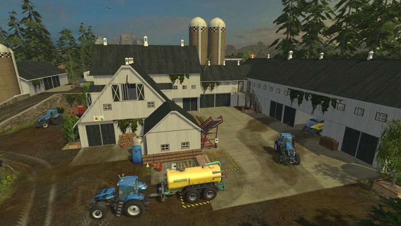 Ogfusav Farming Simulator FS Mods - Fs15 us maps
