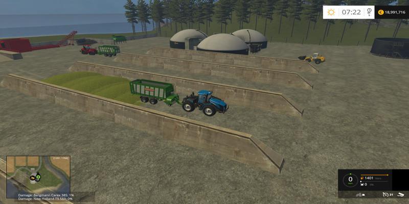 GIANTS MAP LS11 V1.0 • Farming simulator 17-19 mods | FS17 ...