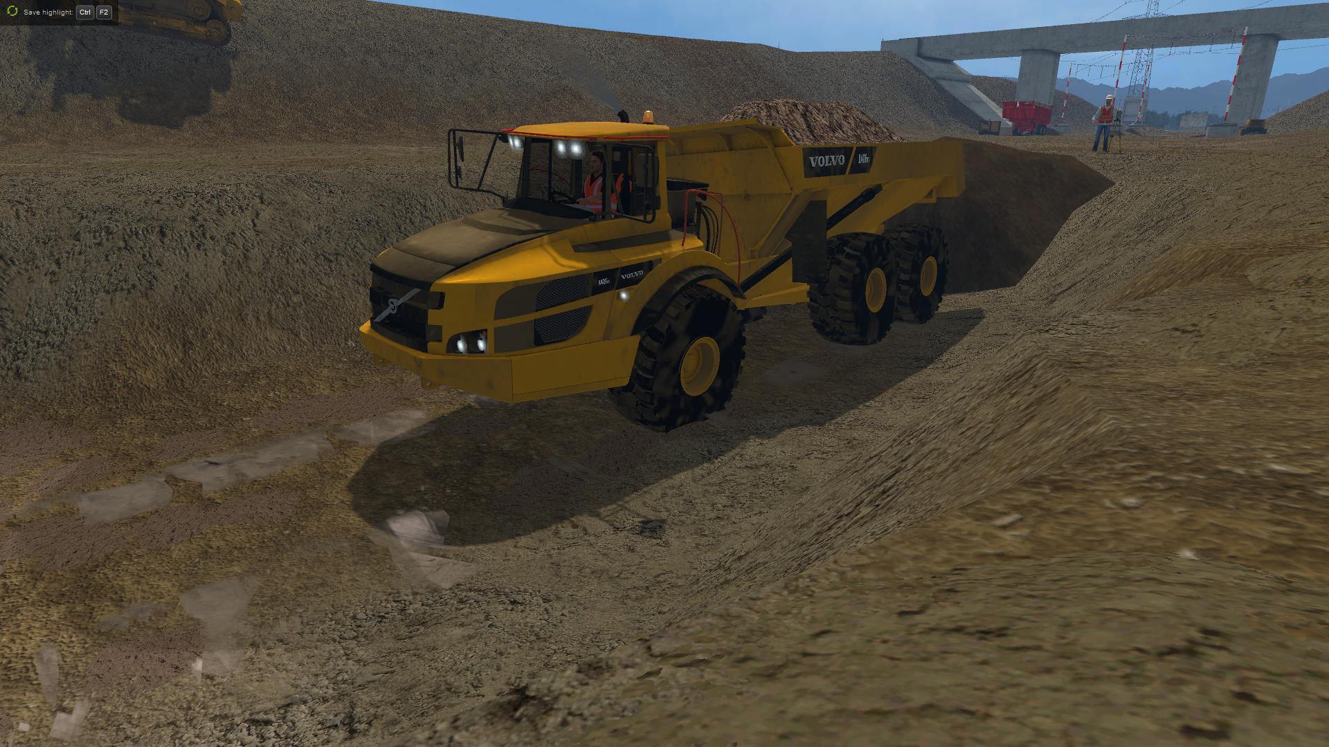 VOLVO A40G FS 2.0 • Farming simulator 17-19 mods | FS17-19 mods