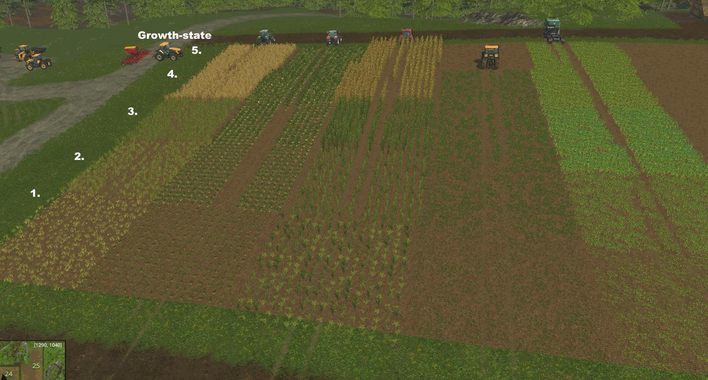 From sowing to harvesting - step by step Farming Simulator ...