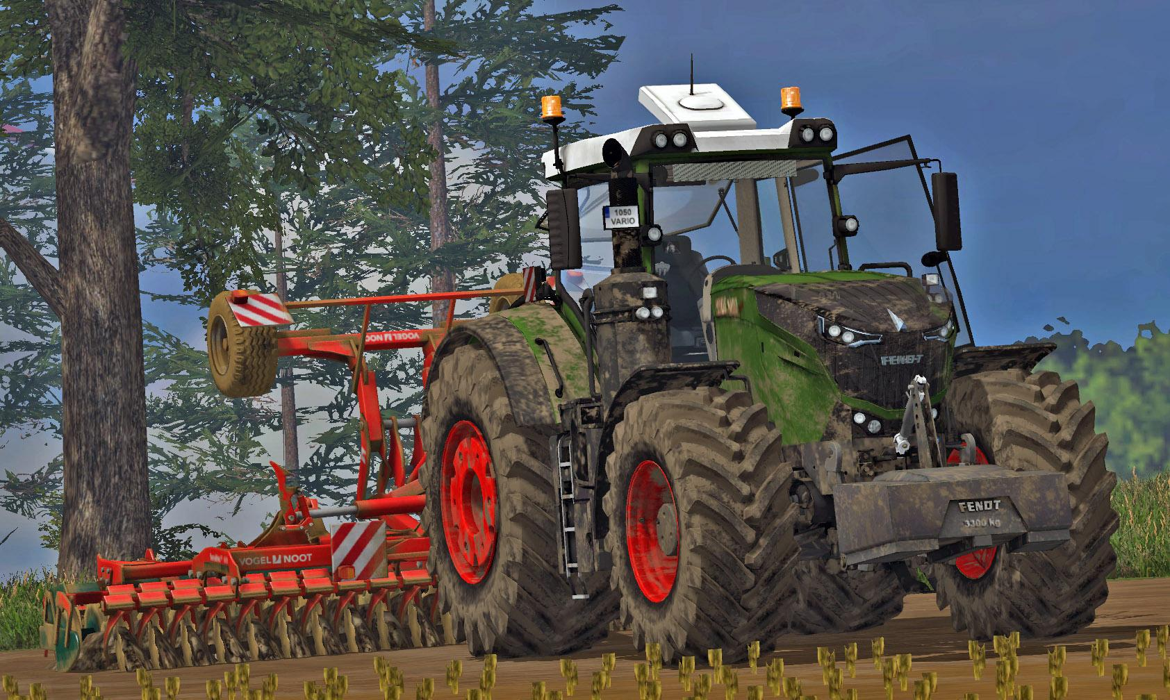 farming simulator 1