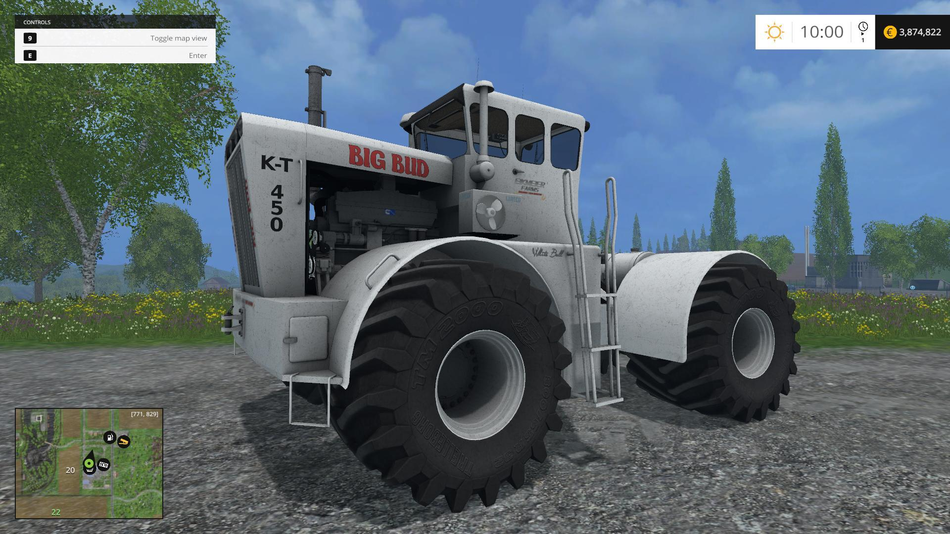 Tractor - Cattle