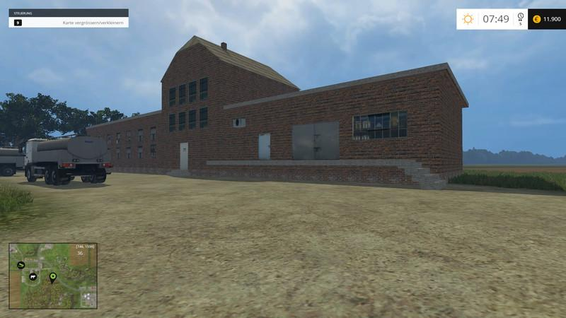 NORTH GERMAN HOUSES WITH 3 YARDS A PASSABLE V10 O Farming Simulator 19 17 15 Mods