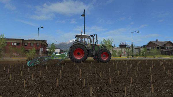 fs17 semichisel agromet 6m v1 0   farming simulator 17