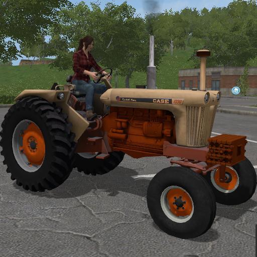 1030 Case Tractor With Loader : Fs case ih v farming simulator mods